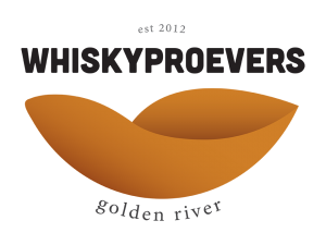 Volledig logo Whiskyproevers Golden River
